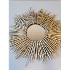 Krans van bamboe